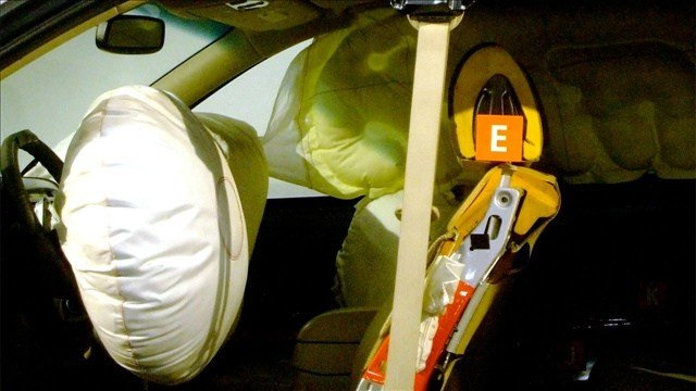 A recent airbag recall spans many makes and models of cars (Cropped Photo: Jon Seidman / Flickr / MGN)