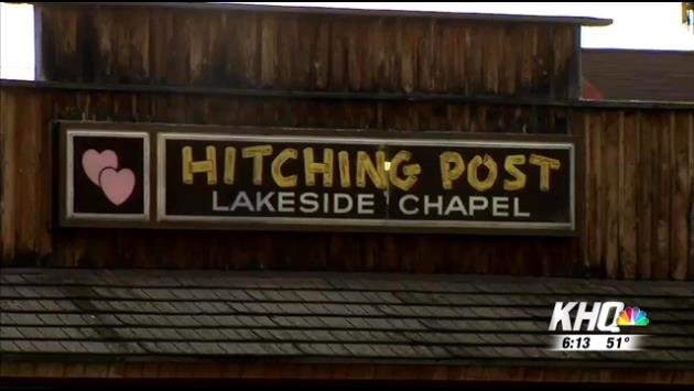 Hitching Post Sues Coeur d'Alene