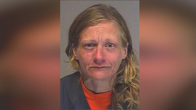 40-year-old Chrystal Huff was arrested and booked into jail for Second Degree Murder on Wednesday morning.
