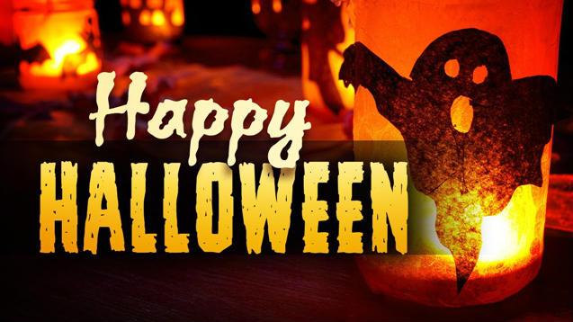Happy Halloween everyone!