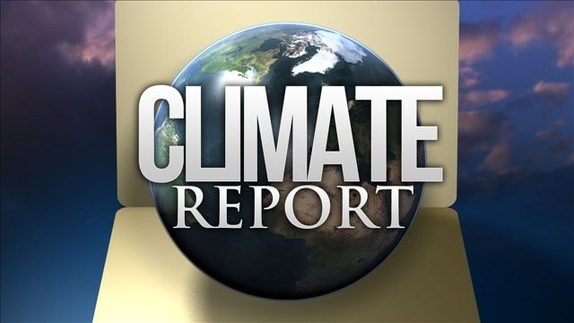 The UN's latest climate report says climate change is almost entirely due to human activity.