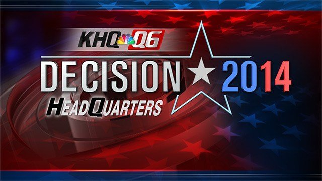 KHQ is your Decision 2014 Headquarters for this years mid-term elections.