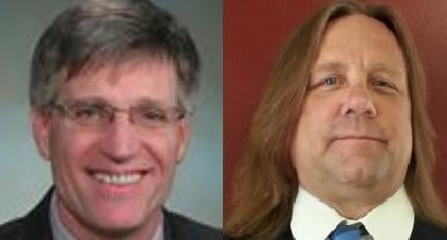 Current State Representative Timm Ormsby (Left) is taking on challenger Paul Delaney (Right) for the House Representative District #4, Position 2 seat