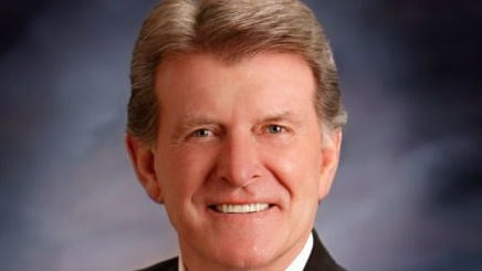 The Associated Press is declaring victory for Idaho Gov. Butch Otter