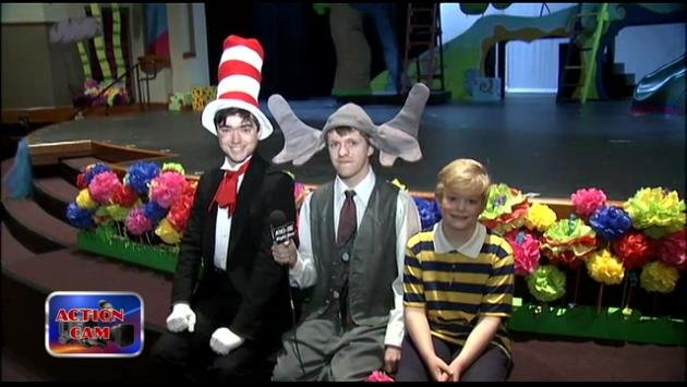 The Christian Youth Theater is busy readying its fall offering, Seussical, opening at the Kroc Community Theater in Coeur d'Alene.