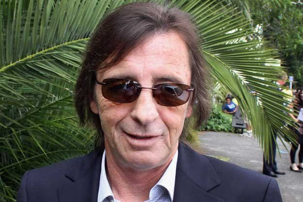 AC/DC drummer Phil Rudd arrested as part of murder for hire plot