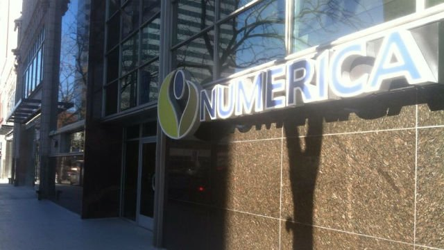 Numerica in downtown Spokane was robbed Friday morning