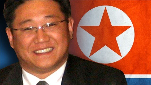 U.S. officials say two Americans have been released from North Korean custody Saturday.