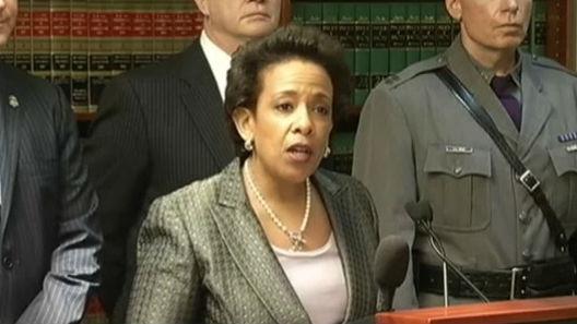 Loretta Lynch is President Obama's pick for Attorney General (Photo: NBC)
