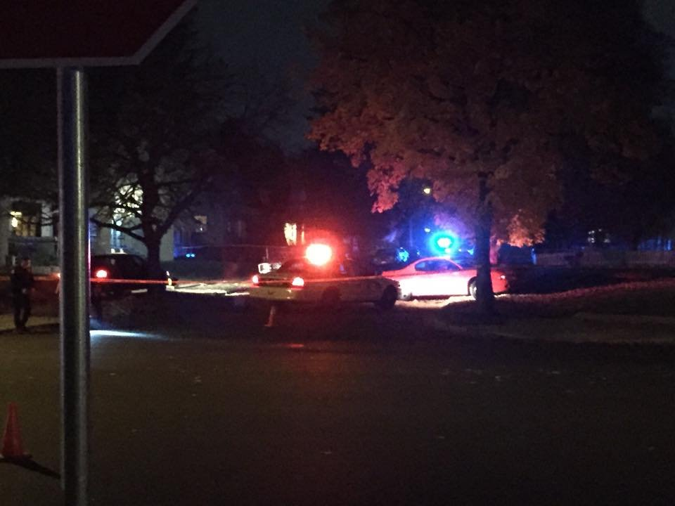 Spokane police are investigating a shooting near Post Street and Montgomery Avenue.