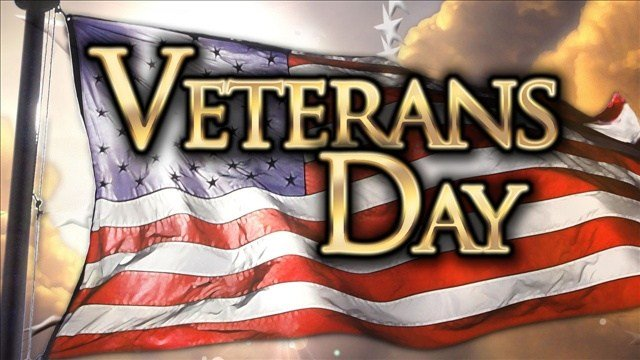 Many businesses are offering deals and freebies for military members on Veterans Day