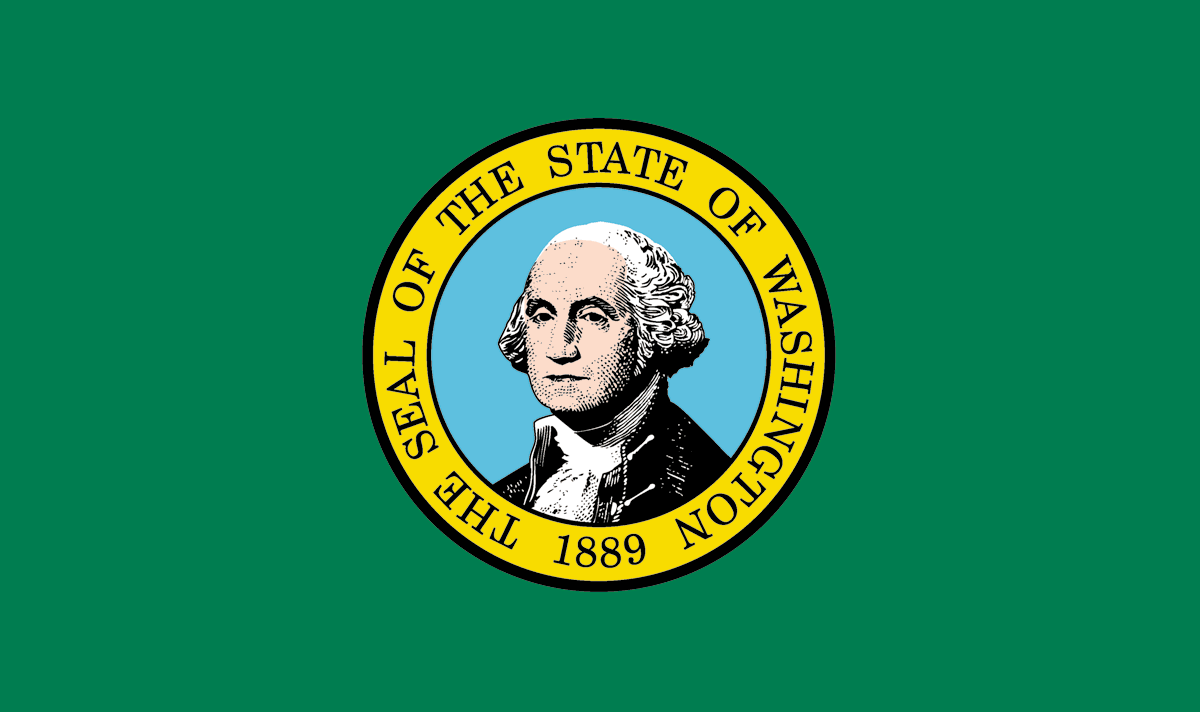 On November 11, 1889, Washington officially became the 42nd state.