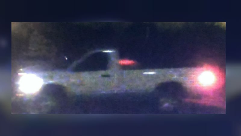 If you recognize this pickup, please call the Clarkston Police Department at 509-758-1680 or 509-758-2331