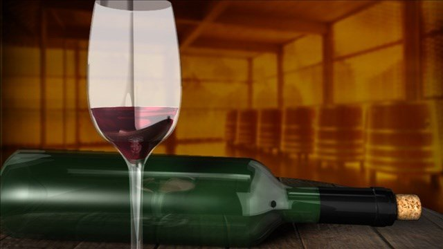 Even making this graphic (courtesy of MGN Online) didn't cost as much as Joe Lentini's bottle of wine