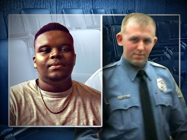 Michael Brown was shot and killed by officer Darren Wilson