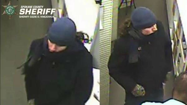 If you recognize this robbery suspect, call Crime Stoppers at 1-800-222-TIPS