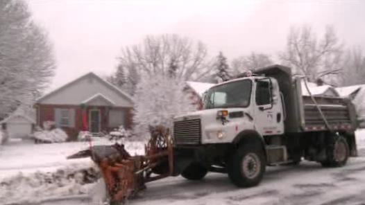 Spokane Valley crews prepare for first snow operations of the season