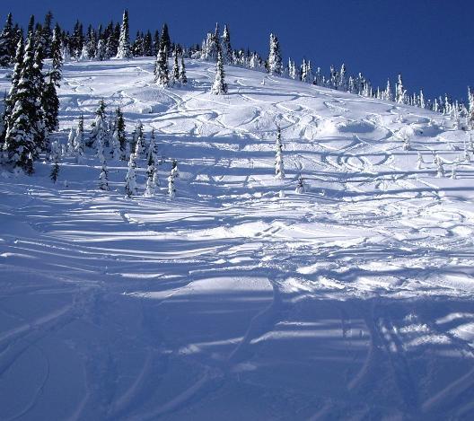 Schweitzer Mountain file photo
