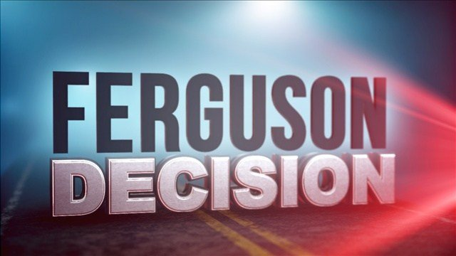 A decision in the Ferguson case does not appear to be imminent.