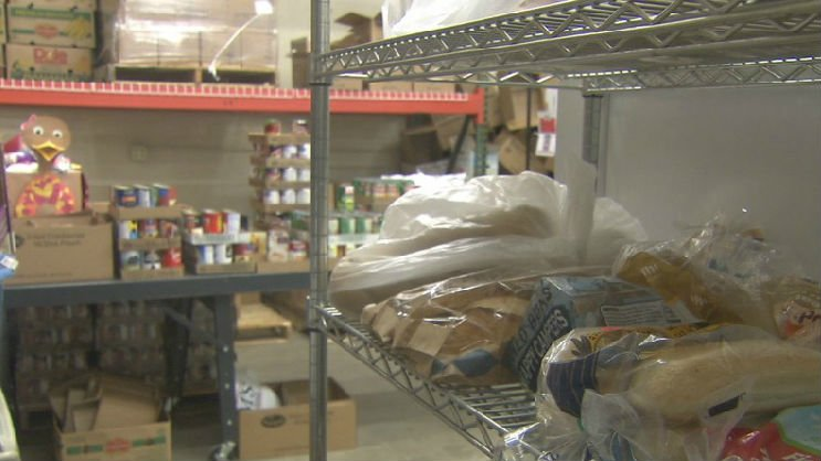 An Idaho food bank is running low on turkeys with Thanksgiving right around the corner.