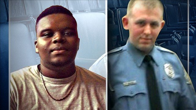 Prosecutor: Grand jury decides not to indict Ferguson police officer in Michael Brown's death. (John Wilson / Facebook / MGN)