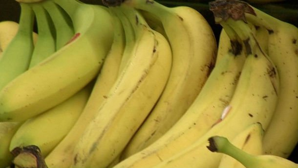 A Colorado man was arrested Sunday for pointing a banana at sheriff's deputies.