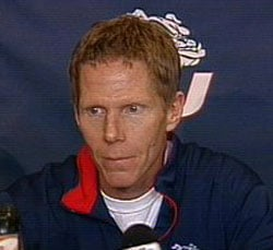 """Head coach Mark Few said he was """"shocked and disappointed"""" to learn that Josh Heytvelt and Theo Davis had been arrested on drug charges"""