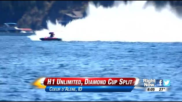 H1 unlimited, Diamond club split