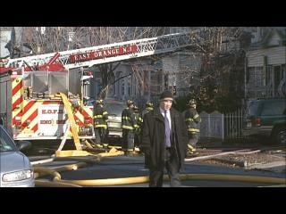 Five people died in a fire in New Jersey.