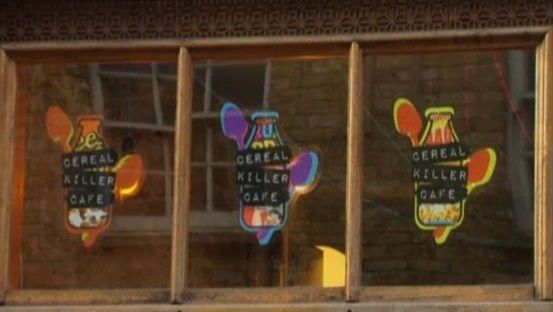The Cereal Killer Cafe in London boast 120 varieties of cereal.