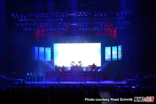 The Trans-Siberian Orchestra recently melted the faces of Spokanites craving holiday music of the rock variety!