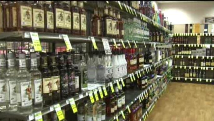 Washington state privatized liquor sales in 2012