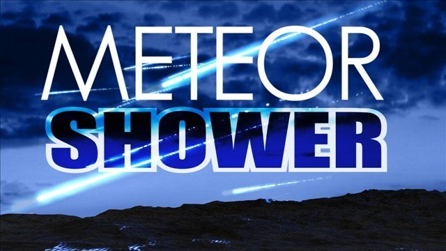 The Geminid meteor shower will peak early tomorrow morning, but it may be hard to see in Spokane.