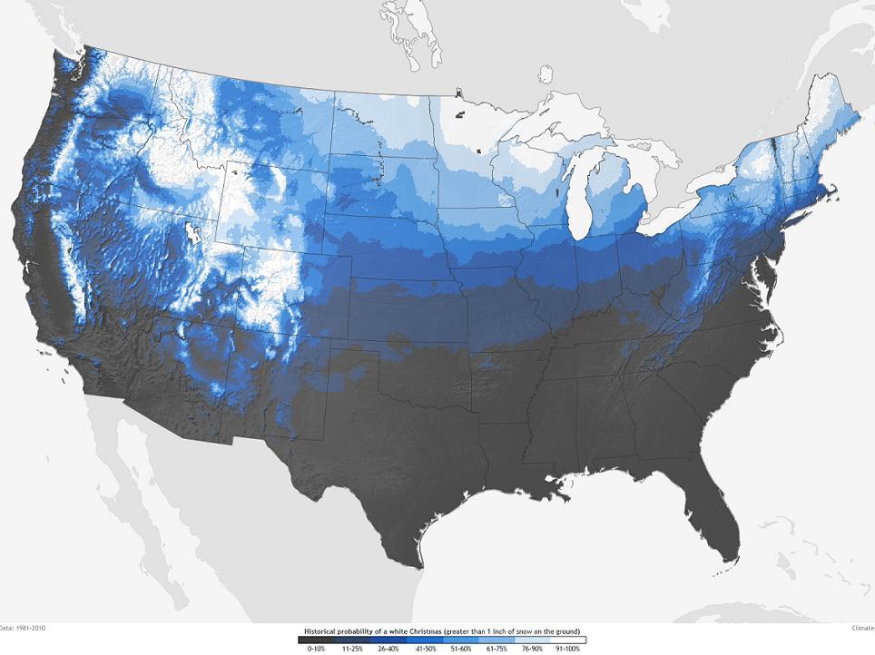 Snow Chances