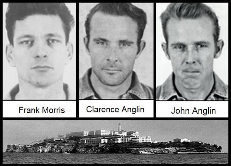 Escape From Alcatraz Movie Review Summary
