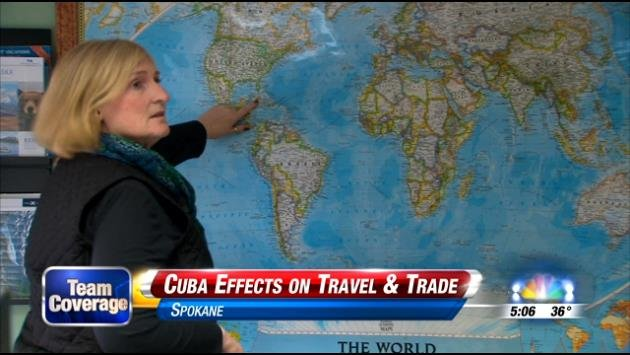 Cuba effects on travel and trade