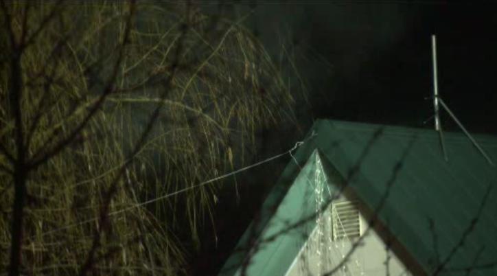 Crews respond to attic fire
