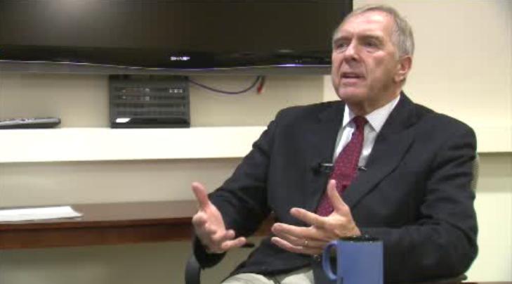 Former Congressman George Nethercutt discussing Cuba-U.S. relations