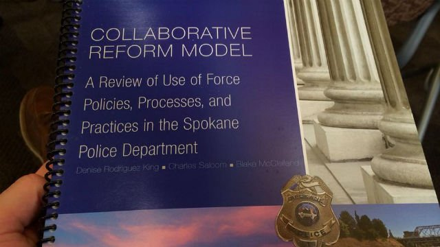 The COPS office first announced the beginning of the Collaborative Reform Review in February 2013.