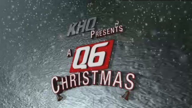 The KHQ Promotions team put together this special rendition of a 'White Christmas'
