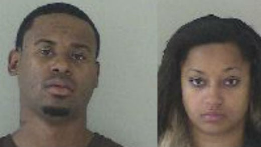 Kenyatta Bridges (Left) and Mary Fawcett (Right) are wanted in connection to a Pasco homicide investigation