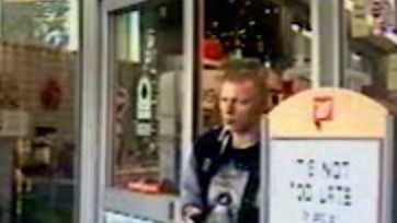 Police are hoping someone recognizes this man, who is suspect of stealing an iPad from a developmentally disabled man
