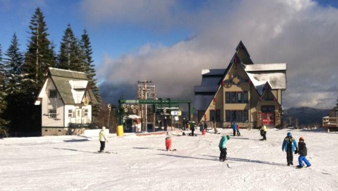 Mount Spokane has opened for the season.