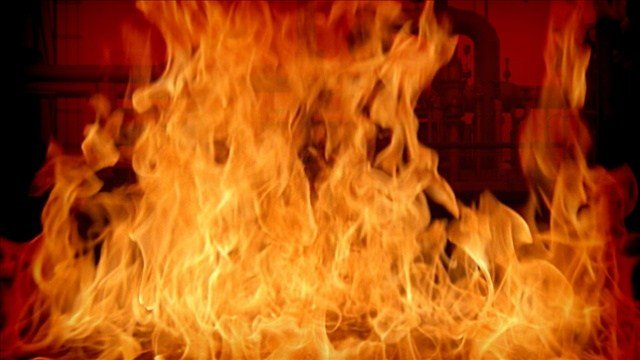 The Spokane Fire Department responded to a house fire this morning.