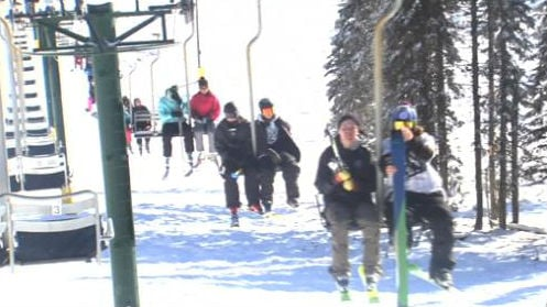 After almost 20 inches of snow, Mt. Spokane is finally fully open.