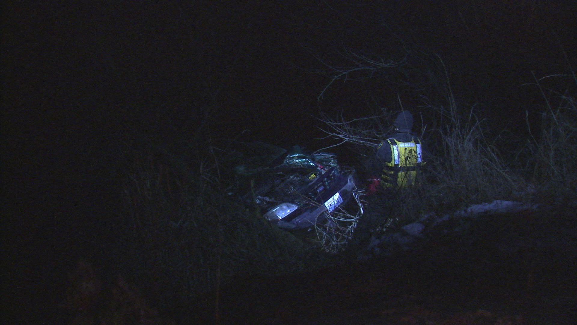 Car crashes into spokane river nbc right now kndo kndu tri cities