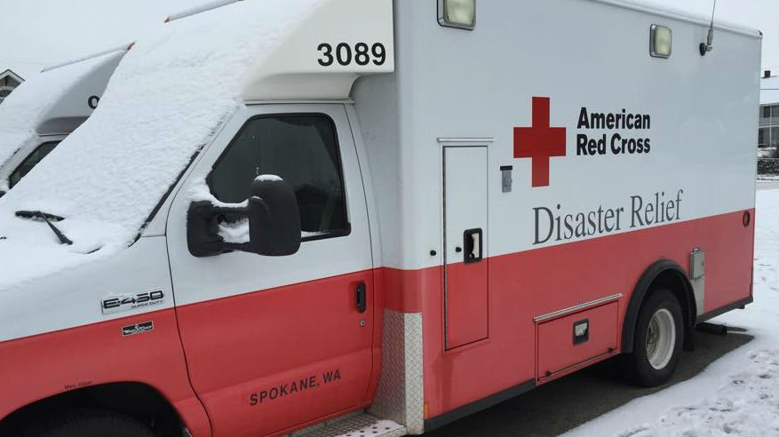Every 48 hours, the Red Cross responds to an emergency in Spokane.