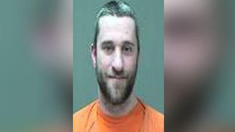Actor Dustin Diamond's mugshot courtesy of Ozaukee County Sheriff's Dept.