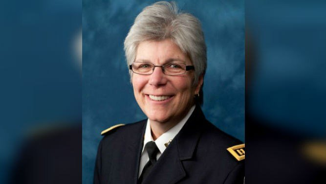 Judi Carl is retiring from the SPD after 35 years.