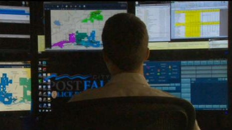 Post Falls text-a-crime got its first real test Wendesday
